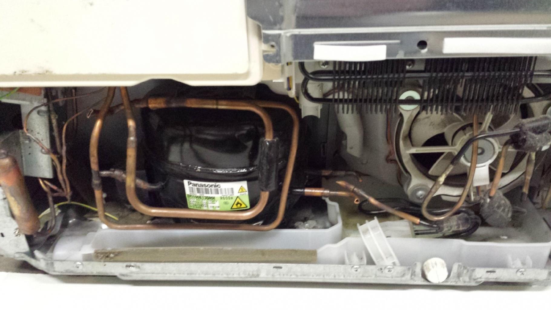 Как отремонтировать холодильник зил своими руками 26