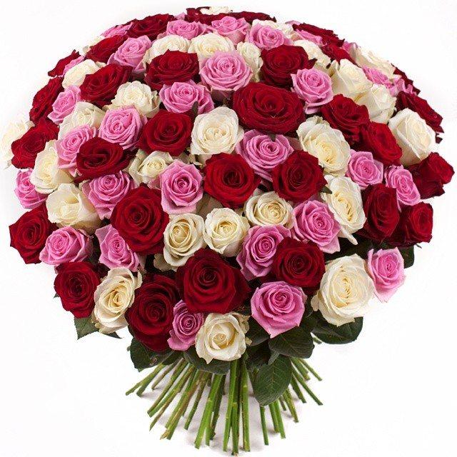 Цветов 363, букеты роз уфа